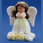 CloudWorks - Little Angels - A Little Peace - Ebony - 31304