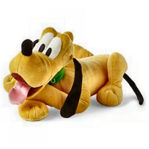 Disney Pluto Plush Toy