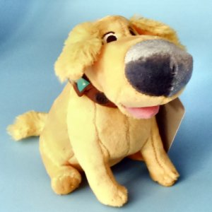 Disney Pixar Dug UP Mini Bean Bag Plush - 6 inch