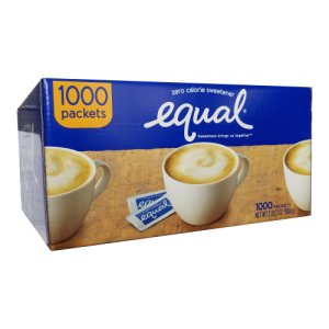 Equal Portion Packets 1000 Ct Packets