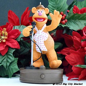 Hallmark The Muppets Fozzie Bear