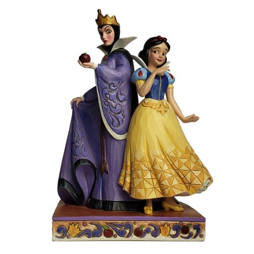 Evil and Innocence Statue Jim Shore Disney Traditions - Click Image to Close