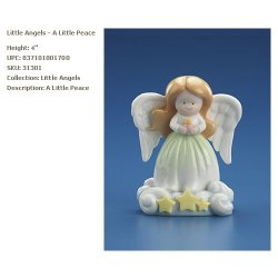 CloudWorks - Little Angels - A Little Peace - 31301 - Figurine