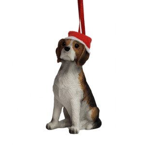Sandicast Beagle Ornament