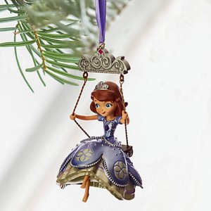 Disney Sofia The First Swing Fling Ornament