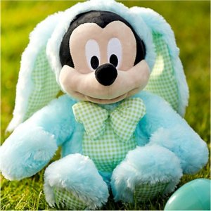 Disney Mickey Mouse Bunny - 12.5 inches