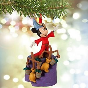 Disney Sorcerer Mickey Mouse Fantasia Ornament