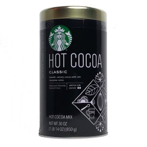 Starbucks Classic Hot Cocoa Mix 30 oz
