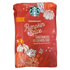 Starbucks Pumpkin Spice Ground Coffee 35 oz