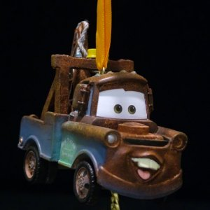 Disney Tow Mater Ornament